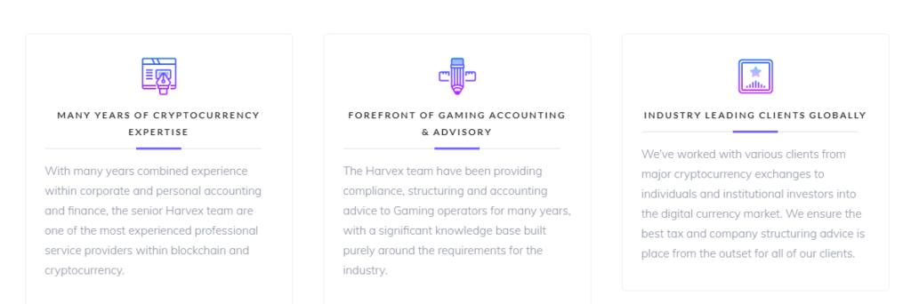 Harvex.io - esports financial consultancy - e-sports accounting